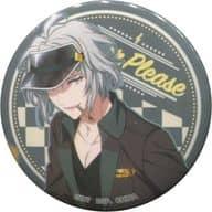 八乙女楽(Order Please!/ノーマル) 「とるパカ! アイドリッシュセブン 缶バッジ Memorial Vol.3」