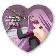 6.ライダー ハート缶バッジ 「劇場版 Fate/stay night[Heaven's Feel]」