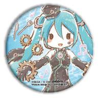 初音ミク(恋愛フィロソフィア) 「缶バッジ 初音ミク -Project DIVA- 01.グラフアートデザイン」