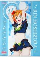 星空凛 タペストリー 「ラブライブ!」 AnimeJapan 2014グッズ