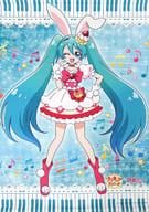 初音ミク キッラキラにしてあげる☆B2タペストリー 「キラキラ☆プリキュアアラモード×初音ミク・鏡音リン・レン」