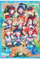 Aqours B2タペストリー 「ラブライブ!サンシャイン!! The School Idol Movie Over the Rainbow」 劇場グッズ