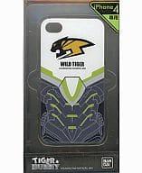 "Wild Tiger iPhone 4 exclusive hard jacket ""TIGER & BUNNY"""