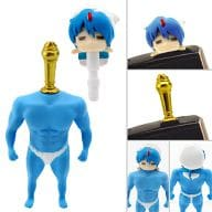 "Hugo-kun & Aladdin pin jack mascot ""Magi"""