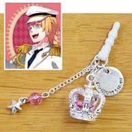 """Kurusu Xiang Crown Earphone Jack White Ver. """"Uta no ☆ FLORENCE B. PRINCE ♪ ♪"""""""