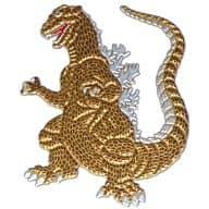"""Godzilla Toho Monster Otome Sticker """"Godzilla Series"""""""