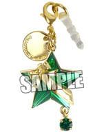 "Kotobuki star gift earphone Jack ""Uta no ☆ FLORENCE B. PRINCE ♪ ♪"""