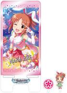 "Abe Nana. Ver Carraster ☆ smartphone stand (with Petit Delera) """" Idol Master Cinderella Girls """""