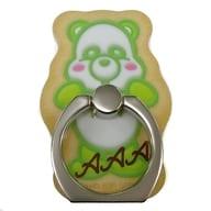 "Urata Naoya (Green) Smartphone Ring ""Ichiban Kuji AAA E ~ Panda 3rd"" Prize I"