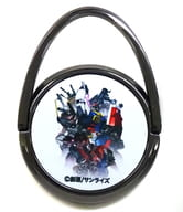 "Main visual smartphone ring ""Yuji Kaida's MOBILE SUIT GUNDAM Gallery"""