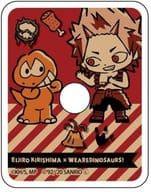 切島鋭児郎×ウィアーダイナソアーズ スマホリング 「僕のヒーローアカデミア×サンリオキャラクターズ」