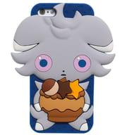 "Nyasper iPhone Case (5 / 5s compatible / silicone jacket) Nysper WANTED !!! ""Pokémon"" Pokemon Center Limited"