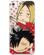 """兼容Orphan和Kuroo的iPhone 5 / 5s智能手机夹克"""" Haikyu !!"""""""