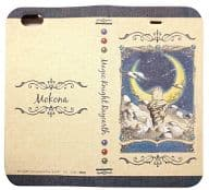 "Mokona iPhone 6 compatible flip case (magnet type) ""Magic Knight Rayearth"""