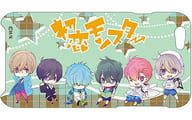 """Collection (Mini Character) iPhone Case (iPhone 5 / 5s compatible) """"Hatsukoi Monster"""""""