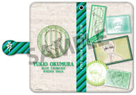 "yukio okumura Handbook type smartphone case ""Blue Exorcist Kyoto Nogurao Hen"""