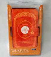 "D.cerasus notebook type smartphone case ""Tsukiuta."""