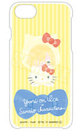 "Yuri x Hello Kitty smartphone case ""Yuri !!! on ICE x Sanrio Characters"""
