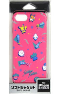 "Total handle soft jacket for iPhone 8/7 / 6s / 6 psycho soda ""Pokémon"" Pokemon center only"