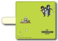E.集合 手帳型スマホケース マルチLサイズ 「続 刀剣乱舞-花丸-」