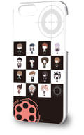 "01. Danganronpa 1 set design design design hard case (iPhone 6/6/7/8 combined use) ""Danganronpa 1 ・ 2 Reload"""