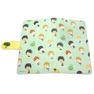 """Meeting fluffy series smartphone case L size """"Mob Psycho 100 II"""""""