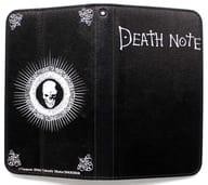 "DEATH NOTE Smartphone case L size ""30th Anniversary Commemorative Ken Takeshi Obata Exhibition NEVER COMPLETE"""