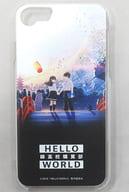 "Key Visual Smartphone Case ""HELLO WORLD"" Theater Goods"