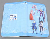 "A. Meeting Notebook type smartphone case ""Matter that was slime after reincarnation"" Gamers only"
