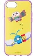 チルット&モクロー IIIIfi+R iPhone8/7/6s/6対応 メガトウキョーR 「ポケットモンスター」 ポケモンセンター限定