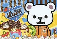 "Bepo / Chocolate & Suites ""Lovely Bromide × Panson Collection One Piece x Panson Works"""