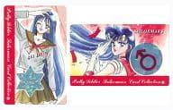 火野レイ&セーラーマーズ スーパープレミアムカード(2枚組) 「美少女戦士セーラームーン」 なかよし 1993年10月号付録
