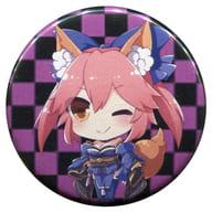 【Fate】缶バッジ FGOガチャ第一弾 玉藻の前(キャスター)