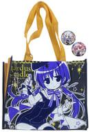 【オリジナル】不織布PVCウィンターナイトバッグ(永山ゆうのん) C93/すたーだすとくれいどる