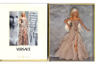 Versace Barbie-ヴェルサーチ バービー- 「Barbie -バービー-」 バービーコレクター ゴールドラベル