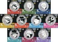 全10種セット 記念ガラスプレート 「一番くじ ワンピース ONE PIECE ALL STAR」 K賞