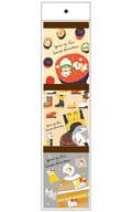 B.勇利(ライトイエロー)&ヴィクトル(ライトオレンジ)&ユーリ(グレー) 3Pメモ帳 「ユーリ!!! on ICE×サンリオキャラクターズ」