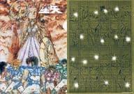 黄金聖闘士&青銅聖闘士 A4クリアフォルダー2枚セット 「聖闘士星矢30周年展 Complete Works of Saint Seiya」