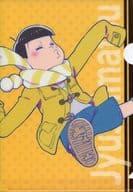 十四松(キス顔) A5クリアファイル 「おそ松さん」 セブンイレブン限定 クリアファイルプレゼントキャンペーン品