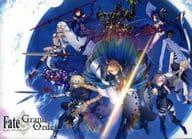 キービジュアル A4クリアファイル 「Fate/Grand Order×アドアーズ」 クレーンゲーム景品