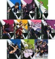 全10種セット A4クリアファイル 「Fate/Grand Order -絶対魔獣戦線バビロニア-×セガ」 UFOキャッチャープレイ特典