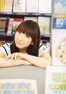 【ランクB】堀江由衣/バストアップ/CD「夏の約束」アニメイト特典生写真