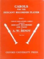 <<洋楽>> Carols for the Descant Recorder Player Book1