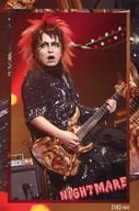 【VII】-007 : ナイトメア/柩/「NIGHTMARE FC LIVE 2011」会場限定販売 Official Tradingcards