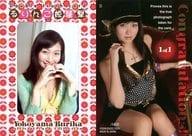D : 横山ルリカ/生写真カード(0811/1400)/横山ルリカ オフィシャルカードコレクション「るりんこ姫襲撃」