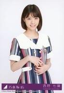 12 : 西野七瀬/CD「ジコチューで行こう! Type-C」(SRCL-9917-8)封入特典