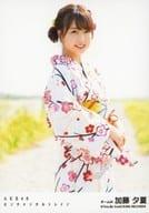 "Yuzuru Kato / ""What the Wave Says"" / CD ""Sentimental Train"" Theater Board Award A Raw Photo"