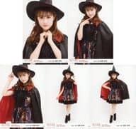 "◇ Masanori Kato / NGT 48 October 2018 net shop Limited Individual Raw Photo ""2018.OCTOBER"" 5 Types Complete Set"