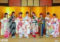 HKT48/集合(8人)/2019年1月14日 HKT48新成人メンバー・2Lサイズ/AKB48グループ成人式 グループ別集合写真