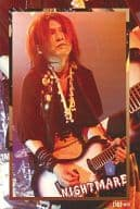 【VII】-018 : ナイトメア/咲人/「NIGHTMARE FC LIVE 2011」会場限定販売 Official Tradingcards